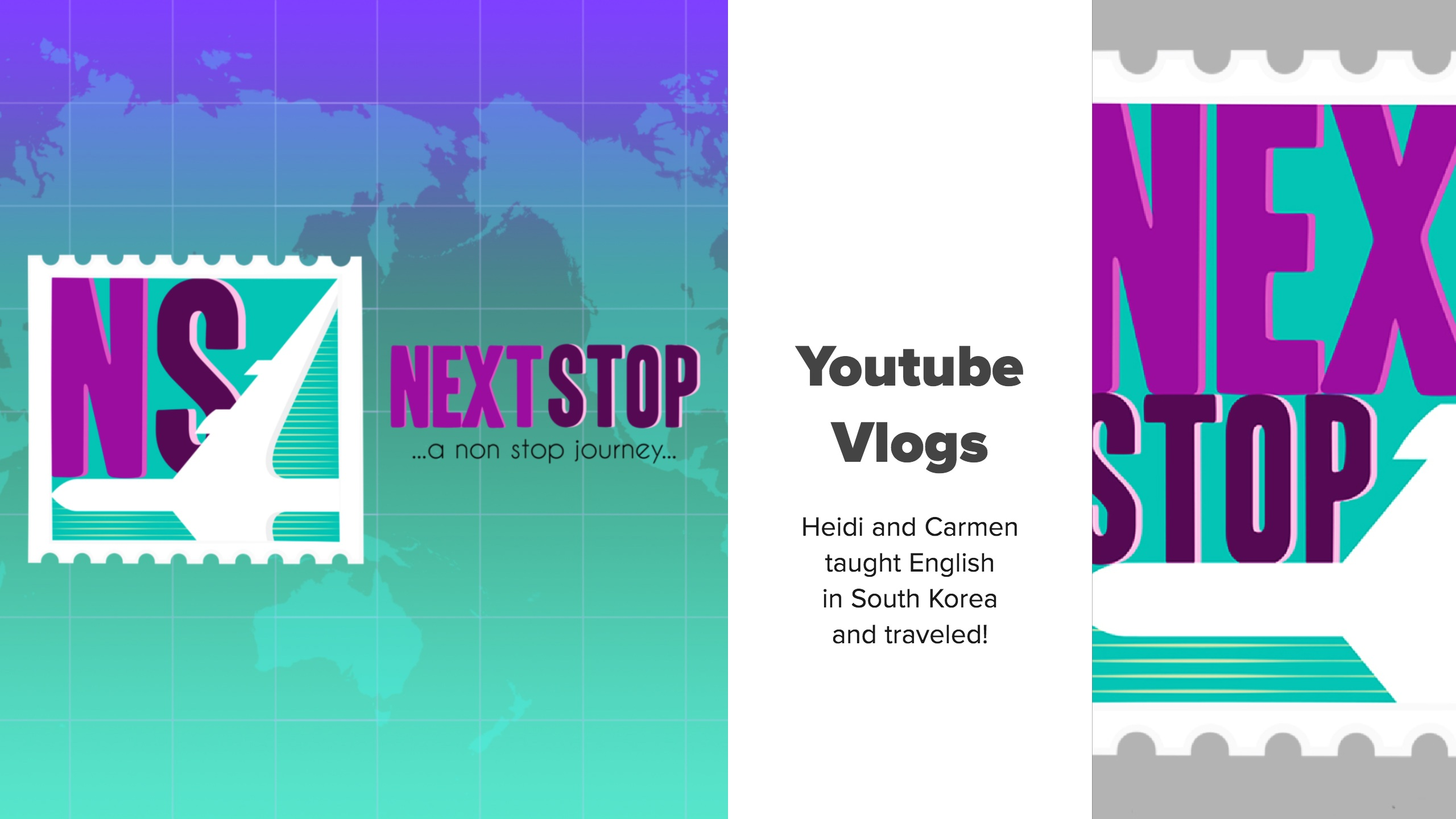 Next Stop Channel Youtube Slide